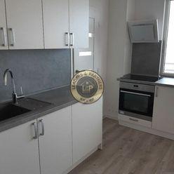 1,5 izbový byt Košice - Sídlisko KVP, Titogradská, kompl. rek., loggia