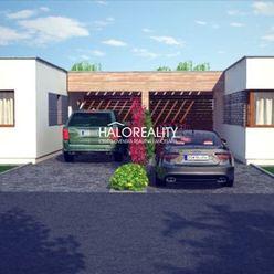 HALO reality - Predaj, trojizbový rodinný dom Galanta - NOVOSTAVBA