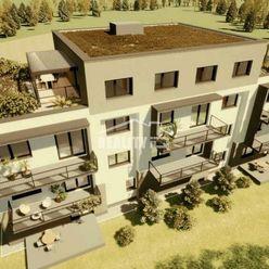 Predaj, novostavba, dvojizbový byt, Slovany, Exkluzívne RIQ