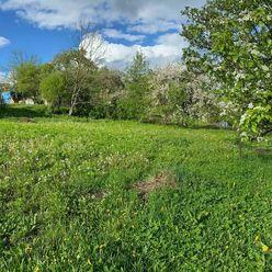 Stavebný pozemok v obci Lietavská Svinná - Babkov, 660 m2