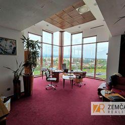 Exkluzívna investičná príležitosť - predaj komerčných/kancelárskych priestorov Poprad