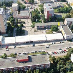 Na prenájom komerčný priestor v centre mesta Senica