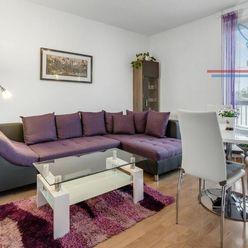 PRENÁJOM: zariadený 2 izb. byt, parkovacie státie, Podunajská ul.