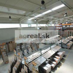 Predajný sklad - showroom 530 m2 v montovanej hale s parkingom, Dvojkrížna ulica, možnosť kancelárií