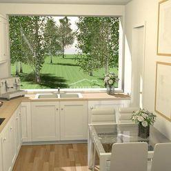 Predaj, novostavba rodinného domu, Beluša - Podhorie