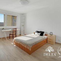 DELTA | Zariadený 1 izb. byt, Drobného ul., Dúbravka, 33 m2
