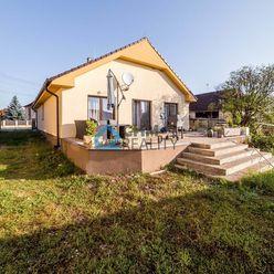 Predám rodinný dom typu bungalov - Krásna nad Hornádom