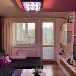 Neštandardný 4-izbový byt po kompletnej rekonštrukcii s orientáciou na 3 svetové strany, ul. Slatins