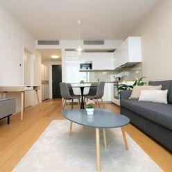PRENÁJOM - Neobývaný 2-izbový byt na vysokom 19.poschodí, SKY PARK