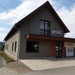 Budova na reštauračné účely blízko Prešova