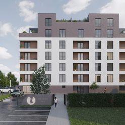2 - izbový byt v R+R Residence