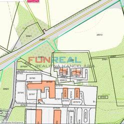 Pozemok určený na výrobu a podnikanie 2650 m2