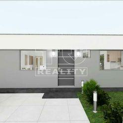 REZERVOVANÉ! Rodinný dom 104 m2, A0, novostavba, Košariská, 493 m2