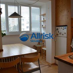 NA PREDAJ - 2 izbový byt v Karlovej Vsi - Veternicová ulica