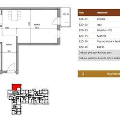 GalvaniHOME - BA Ružinov - NA PREDAJ 2izbové byty vo výstavbe