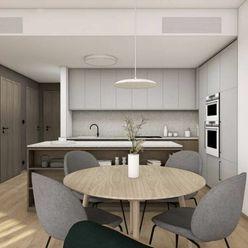 Nový 4-izbový byt s výhľadom na mesto v projekte Sky Park