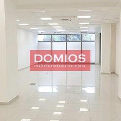 Prenájom klimatiz. priestorov na fitness (376,26 m2, príz., WC, nakl. rampa, parking)