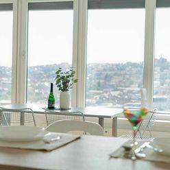 21. poschodie, lukratívny 3-izbový byt v novostavbe PREMIÉRE!