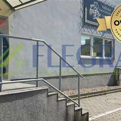 Na prenájom : Obchodné priestory Juhoslovanská Košice