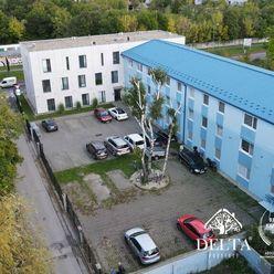 DELTA | Polyfunkčný objekt s ubytovacím zariadením, Bratislava, Nové Mesto - Odborárska 4183 m2