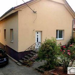 RK MER - Predaj 3 izbový rodinný dom, Most pri Bratislave, okres Senec, Nálepkova ulica, pozemok 482
