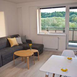 2- izbový byt s veľkou terasou a krásnym výhľadom