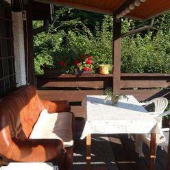 Rekreačná chata na Domaši, časť Eva, okres Vranov nad Topľou