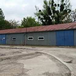 Skladový priestor  výmery 212,40  m2 na prenájom. Južná trieda 78, 040 01 Košice