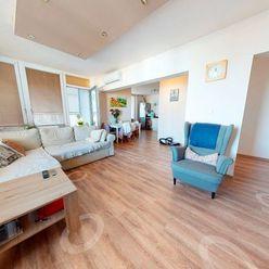 OC Retro - klimatizovaný 3i byt 90 m2 / parking / VIRTUÁLNA OBHLIADKA