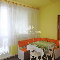 Na predaj 3-izbový byt, dva balkóny, 69m2 - ul. Dopravná, Levice