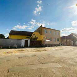 Predám investičnú budovu v centre Komárna