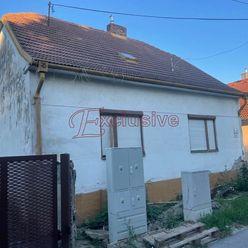 Rodinný dom v pôvodnom stave s nutnosťou rekonštrukcie