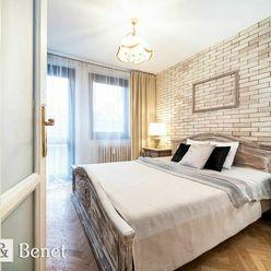 Arvin & Benet | Charizmatický a priestranný byt v Starom Meste