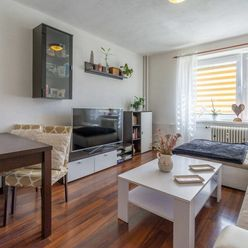 Predám útulný 2 izbový byt /prerobený na 3 izbový v Prievidzi