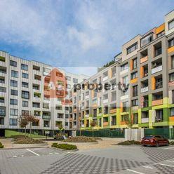 Presvetlený 3-izbový byt v novostavbe s lodžiou na Nejedlého ulici