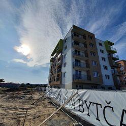 Nízkoenergetická novostavba 2-izbového bytu Bytča