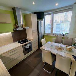 Pekný 3 izb (resp. 4 izb.) byt, Budapeštianska ul., Ťahanovce, OV, LODŽIA, 4p, 83m2, výťah,
