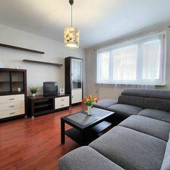 *BEZ PROVÍZIE* priestranný a komplet zariadený 2-izb. byt na prenájom