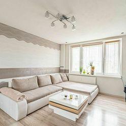 Ponúkam na predaj výnimočný, kompletne zrekonštruovaný byt na ul. Mikovíniho