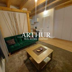 ARTHUR - Zariadený mezonet v malé Dunaja