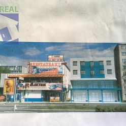 BV REAL Na predaj lukratívny pozemok 931 m2 komerčná zóna Prievidza FM1089