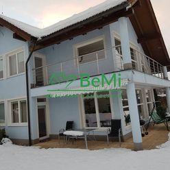 Predaj: Nadštandardný rodinný dom v krásnom prostredí obce Raková(430-12-JAS)