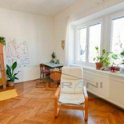 Prenájom, 1-izb. byt, 42m2, centrum, Bratislava - Staré Mesto.