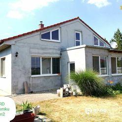 Na predaj veľký 5-izbový RD v obci Veľký Biel len 2 km od Senca