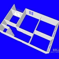 Martin - Záturčie 3 izbový byt 75 m2