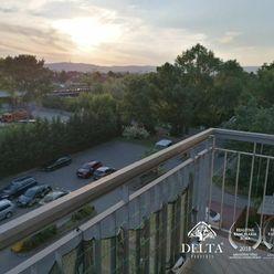 DELTA | 3 izb.slnečný byt s loggiou, Vrakúňa, Píniová, 84 m2