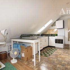 1-izb. podkrovný byt - Mierová ul.