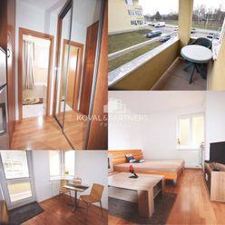 NOVOSTAVBA 1 izbový byt s loggiou Južná/ Čermáň - Martinák