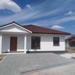 4 izbový bungalov s veľkým pozemkom