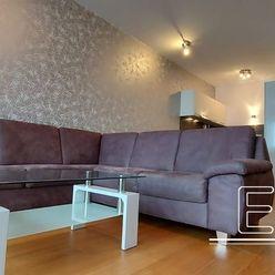 PRENÁJOM 2 izb byt s loggiou Panorama city, Bratislava I., Staré Mesto,  Expis real